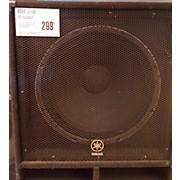 Yamaha Sw118v Unpowered Speaker