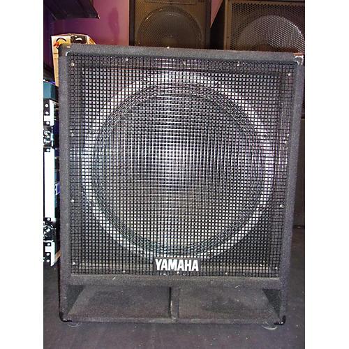 Yamaha Sw118v Unpowered Subwoofer-thumbnail