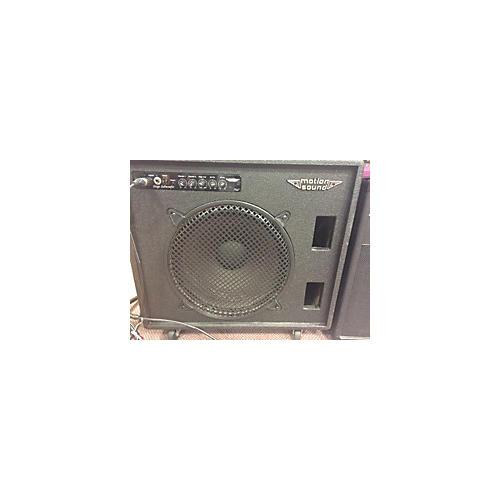 Motion Sound Sw15 Stage Subwoofer Keyboard Amp