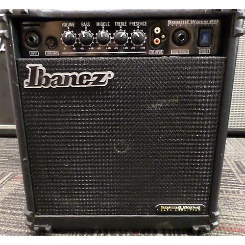Ibanez Sw20 Bass Combo Amp-thumbnail