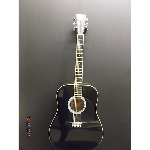 Stagg Sw201bk Acoustic Guitar-thumbnail