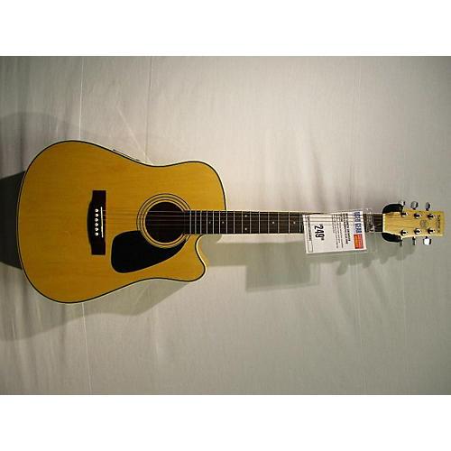 used samick sw260cen acoustic electric guitar guitar center. Black Bedroom Furniture Sets. Home Design Ideas