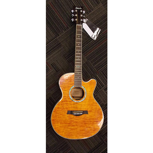 Schecter Guitar Research Sw3500 Acoustic Guitar