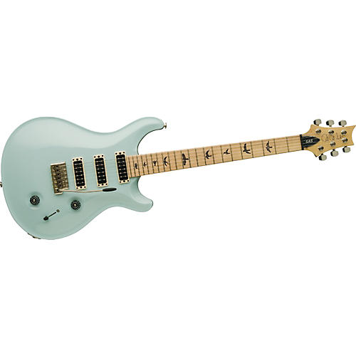 PRS Swamp Ash Special With Narrowfields Electric Guitar Powder Blue Maple Fingerboard