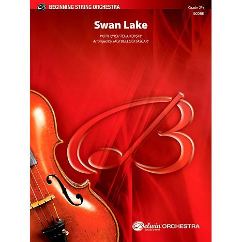 Alfred Swan Lake String Orchestra Grade 2.5 Set-thumbnail