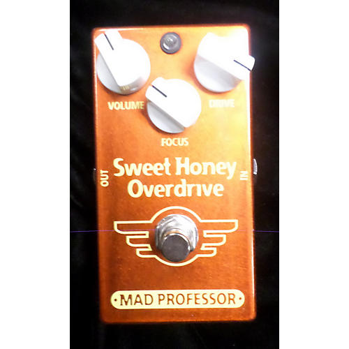 Mad Professor Sweet Honey Overdrive Effect Pedal-thumbnail