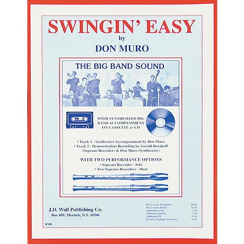 Magnamusic Swingin' Easy Economy Pack- 10 Scores
