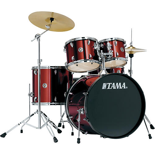 Tama Swingstar Drum Set with Cymbals