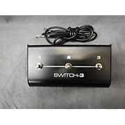 TC Helicon Switch-3 Pedal