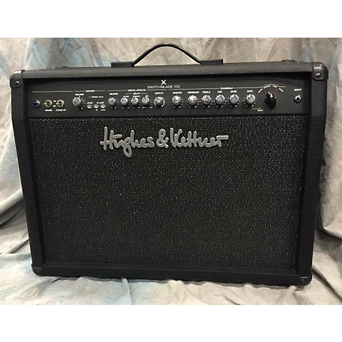 Hughes & Kettner Switchblade 100 2x12 100w Tube Guitar Combo Amp