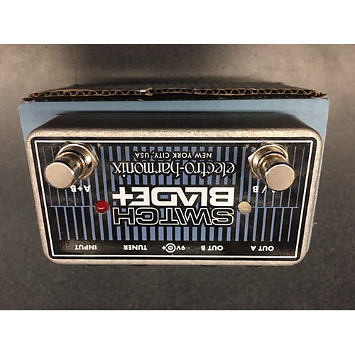 Electro-Harmonix Switchblade+ Channel Selector Footswitch Pedal