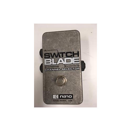 Electro-Harmonix Switchblade Nano Channel Selector Footswitch Pedal-thumbnail