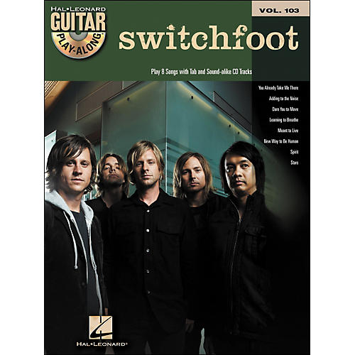 Hal Leonard Switchfoot - Guitar Play-Along Volume 103 (Book/CD)