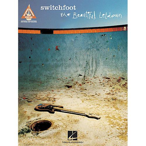 Hal Leonard Switchfoot The Beautiful Letdown Guitar Tab Songbook-thumbnail