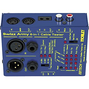 Ebtech Swizz Army Cable Tester by Ebtech
