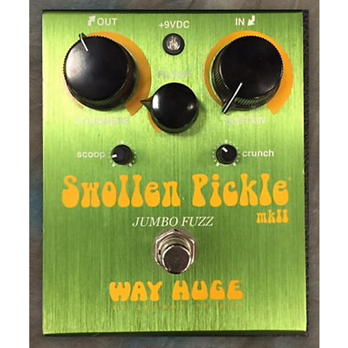 Way Huge Electronics Swollen Pickle Effect Pedal
