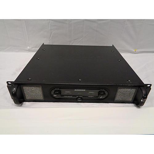 used samson sx1800 power amp power amp guitar center. Black Bedroom Furniture Sets. Home Design Ideas