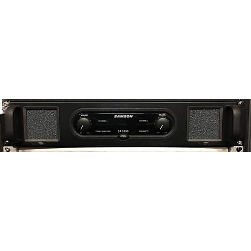 Samson Sx3200 Power Amp