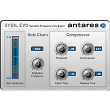 Antares Sybil EVO (VST/ AU/ RTAS) Software Download