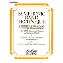 Southern Symphonic Band Technique (S.B.T.) (Bass Clarinet) Southern Music Series Arranged by John Victor