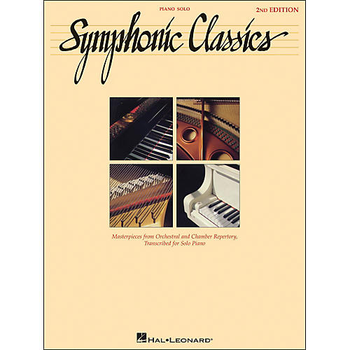 Hal Leonard Symphonic Classics 2nd Edition for Piano Solo-thumbnail