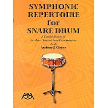 Meredith Music Symphonic Repertoire For Snare Drum