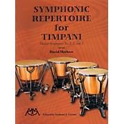 Meredith Music Symphonic Repertoire For Timpani - Mahler Symphonies 1-3