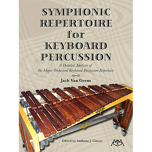 Meredith Music Symphonic Repertoire for Keyboard Percussion-thumbnail