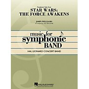 Hal Leonard Symphonic Suite from Star Wars: The Force Awakens Concert Band Series, Level 4