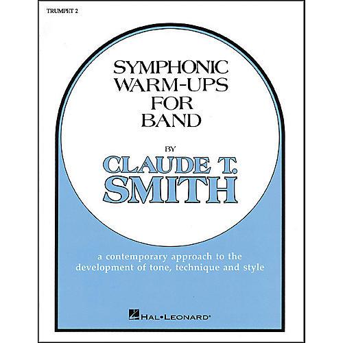 Hal Leonard Symphonic Warm-Ups For Band For Trumpet 2-thumbnail