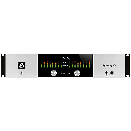 Apogee Symphony I/O 8x8 Audio Interface with 8 Mic Preamps