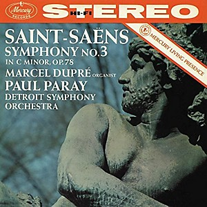 Symphony No 3 in C Minor Op 78 - Organ by