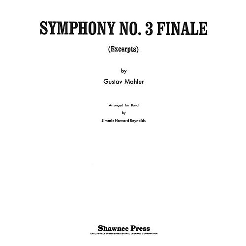 Shawnee Press Symphony No. 3 - Finale Concert Band Level 3 Arranged by Reynolds