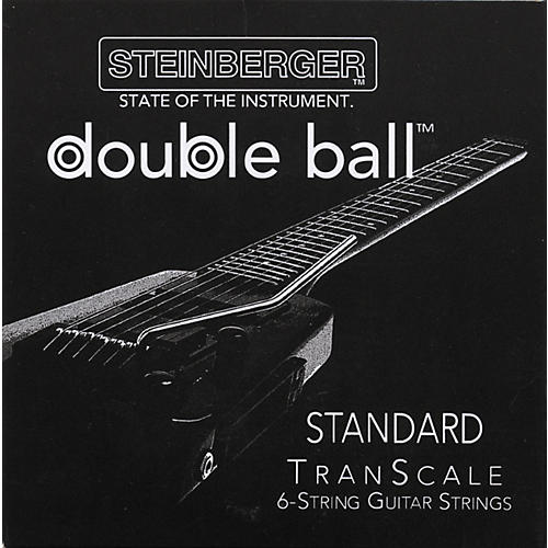 Steinberger Synapse TranScale 6-String Standard Gauge Guitar Strings-thumbnail