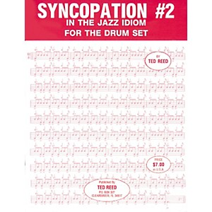 Alfred Syncopation #2 - in the Jazz Idiom for the Drum Set by Alfred