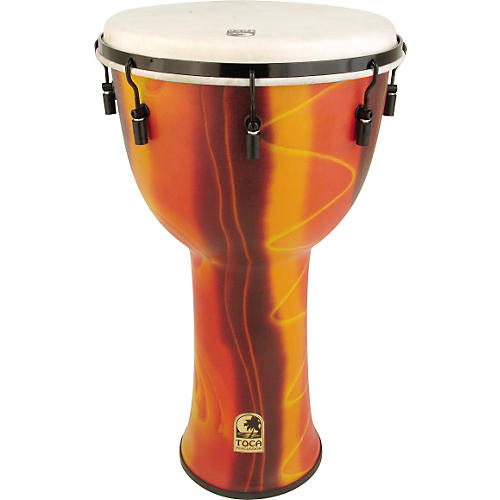 Toca Synergy Freestyle Mechanically Tuned Djembe