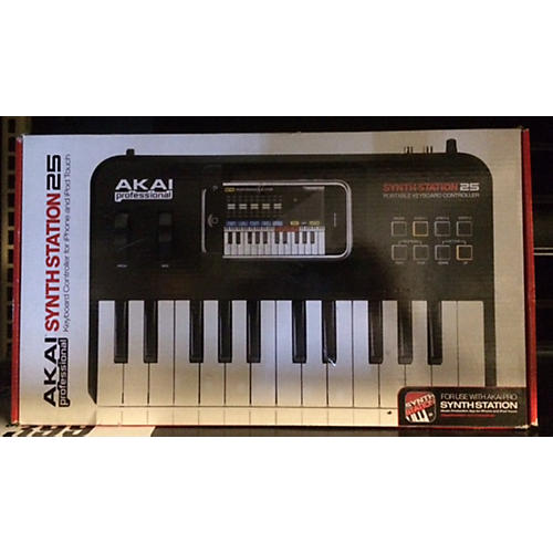 Akai Professional Synth Station 25 Key MIDI Controller-thumbnail