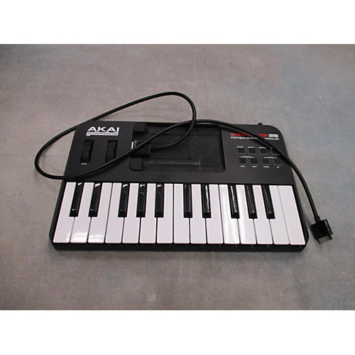 Akai Professional Synth Station 25 Key MIDI Controller-thumbnail