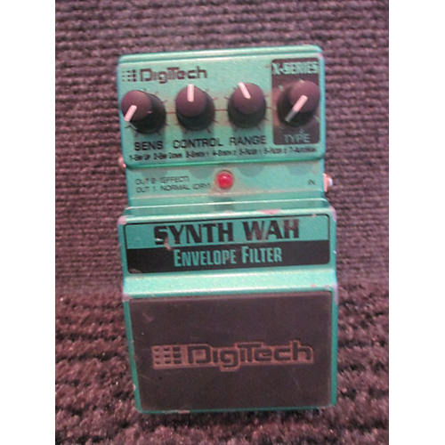 DigiTech Synth Wah Effect Pedal