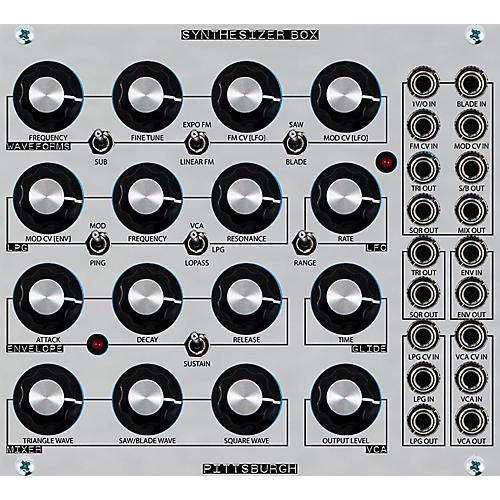 Pittsburgh Modular Synthesizers Synthesizer Box Module-thumbnail