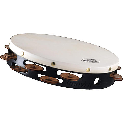 Grover Pro Synthetic Head Tambourine-thumbnail