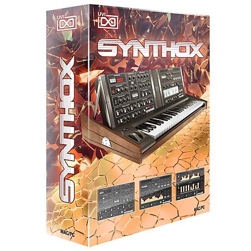 UVI Synthox Italian Super Synth-thumbnail