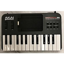 Akai Professional Synthstation 25 Portable Keyboard