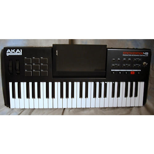 Akai Professional Synthstation49 MIDI Controller-thumbnail