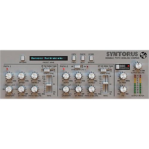 D16 Group Syntorus Double Path Analog Chorus (VST/AU) Software Download-thumbnail