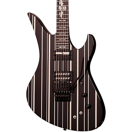 Schecter Guitar Research Synyster Gates Custom with Sustaniac Pickup Electric Guitar-thumbnail
