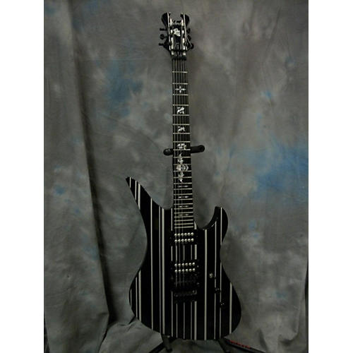 Schecter Guitar Research Synyster Gates Signature Custom Electric Guitar-thumbnail