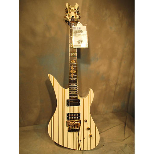 Used Schecter Guitar Research Synyster Gates Signature