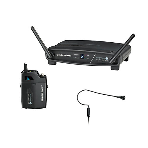 Audio-Technica System 10 2.4GHz Digital Wireless Headset System w/ PRO92CW-thumbnail