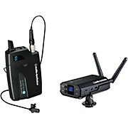 Audio-Technica System 10 Camera-Mount Wireless Lavalier System (ATW-1701/L)